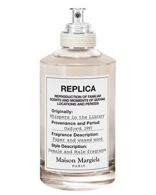 Maison Martin Margiela Whispers in the Library Perfume Sample