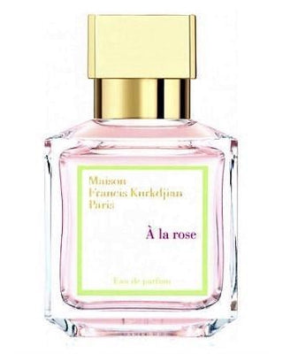Francis Kurkdjian A La Rose Perfume Fragrance Sample