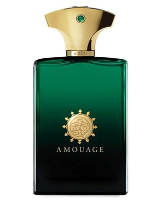 Amouage Epic Man Perfume Fragrance Sample Online