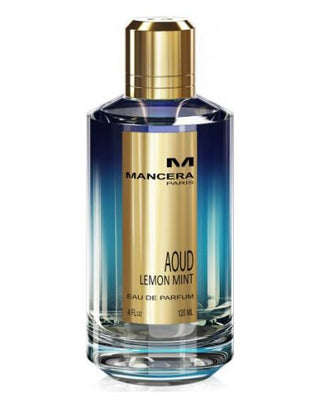 [Buy Mancera Aoud Lemon Mint Perfume Samples]