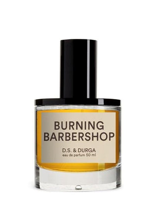D.S. & Durga Burning Barbershop Perfume Fragrance Sample