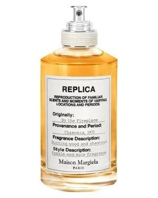 Maison Martin Margiela By the Fireplace Perfume Sample