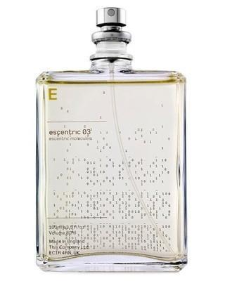 Escentric Molecules Escentric 03 Perfume Fragrance Sample Online