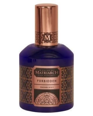 House of Matriarch Forbidden Perfume Sample Online