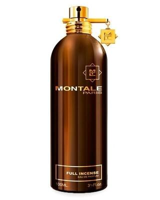Montale Full Incense Perfume Fragrance Sample Online