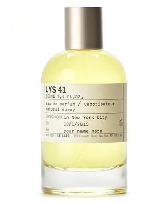 Le Labo Lys 41 Perfume Fragrance Sample Online