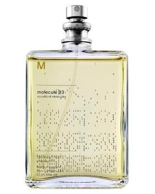 Escentric Molecules Molecule 03 Perfume Fragrance Sample Online