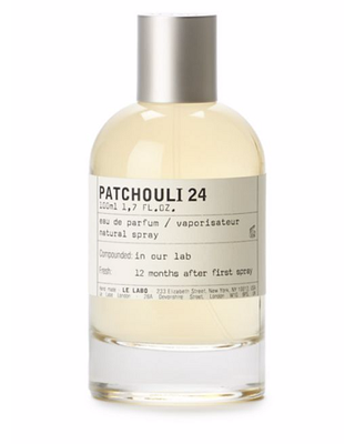 Le Labo Patchouli 24 Perfume Fragrance Sample Online