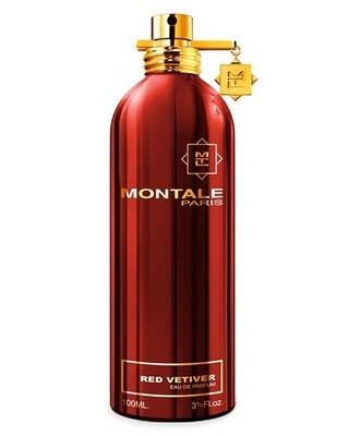 Montale Red Vetiver Perfume Fragrance Sample Online