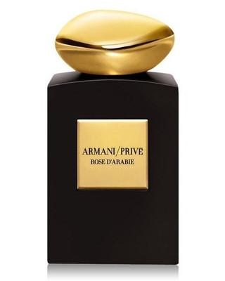Armani Rose D'Arabie Perfume Fragrance Sample Online