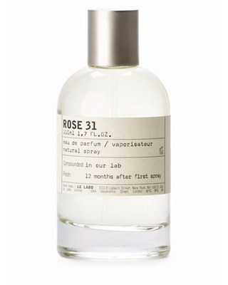 Le Labo Rose 31 Perfume Fragrance Sample Online