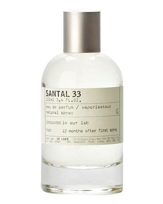 Le Labo Santal 33 Perfume Fragrance Sample Online