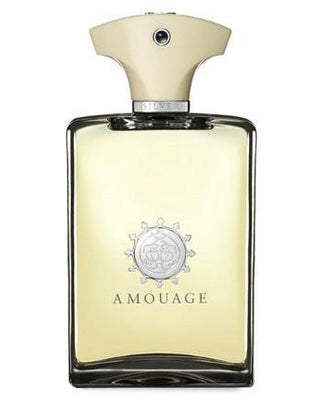 Amouage Silver Man Perfume Fragrance Sample Online