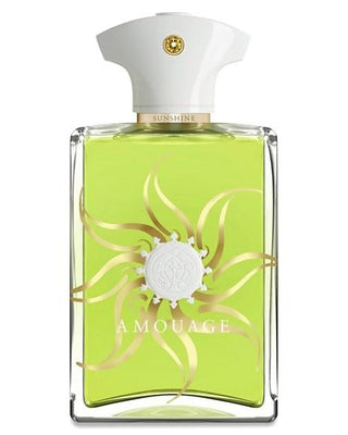 Amouage Sunshine Man Perfume Fragrance Sample Online