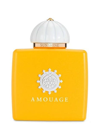 Amouage Sunshine Woman Perfume Fragrance Sample Online