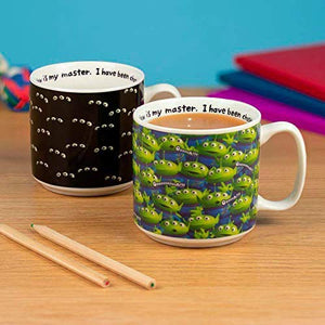 Mug Thermoréactif Toy Story