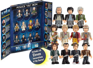 Dr Who 11 docteurs collection