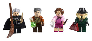 Pack Harry Potter - 4 figurines exclusive