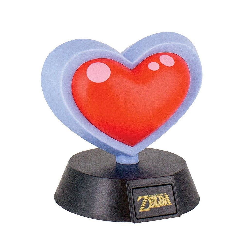Lampe veilleuse The Legend of Zelda - Réceptacle de coeur