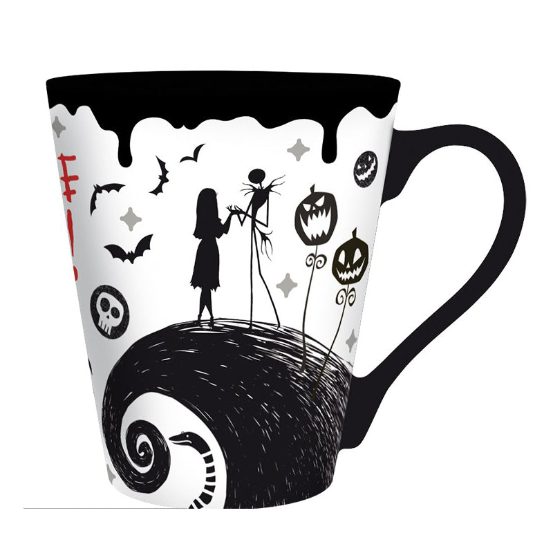 NIGHTMARE BEFORE XMAS - Mug - 250 ml - Oogie Boogie