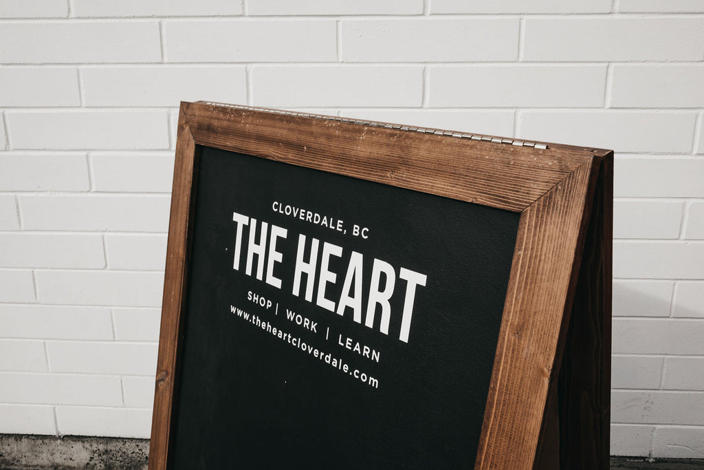 The Heart Cloverdale - Retail and Co-Working Space