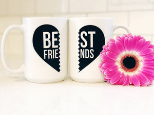 Best Friend Mug Set