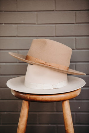 NOVA | Classic Upturned Fedora | West Von