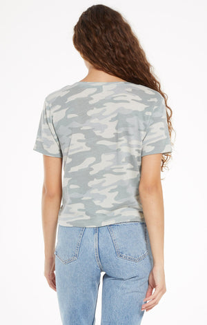 The Classic Skimmer Tee - Dusty Camo | Z Supply