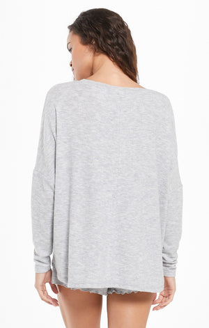 Hang Out Long Sleeve Top | Z Supply