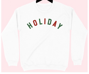 HOLIDAY | Graphic Sweater
