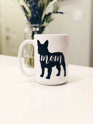 Frenchie Mom Mug