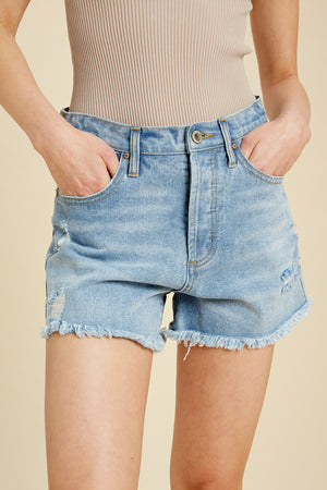 Hey Shorty Jean Shorts