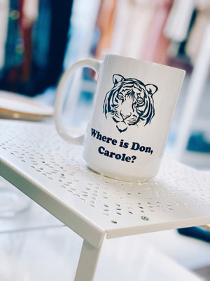 PRE ORDER: Where is Don?