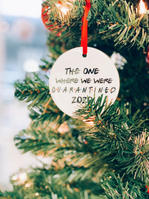 2020 Christmas Ornaments | Pier Prints