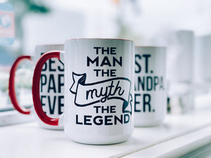 Father's Day Mug Collection