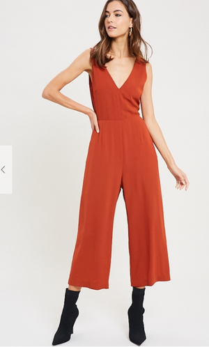 Ready to Roll Jumpsuit