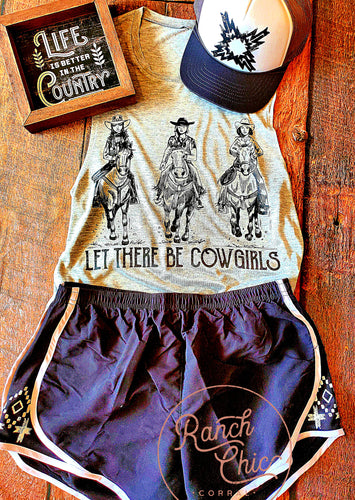 Cowgirl Workout