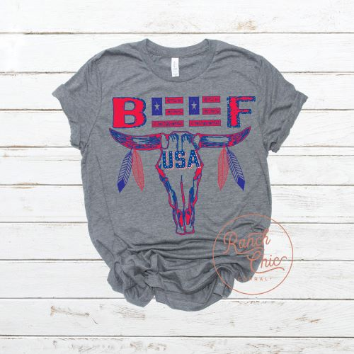USA Beef Feathers