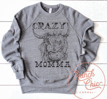 Crazy Momma Sweatshirt