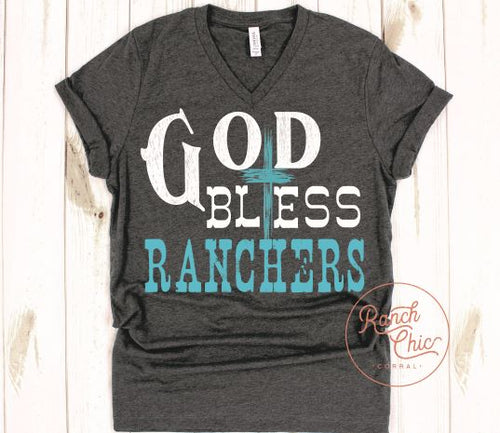 God Bless Ranchers