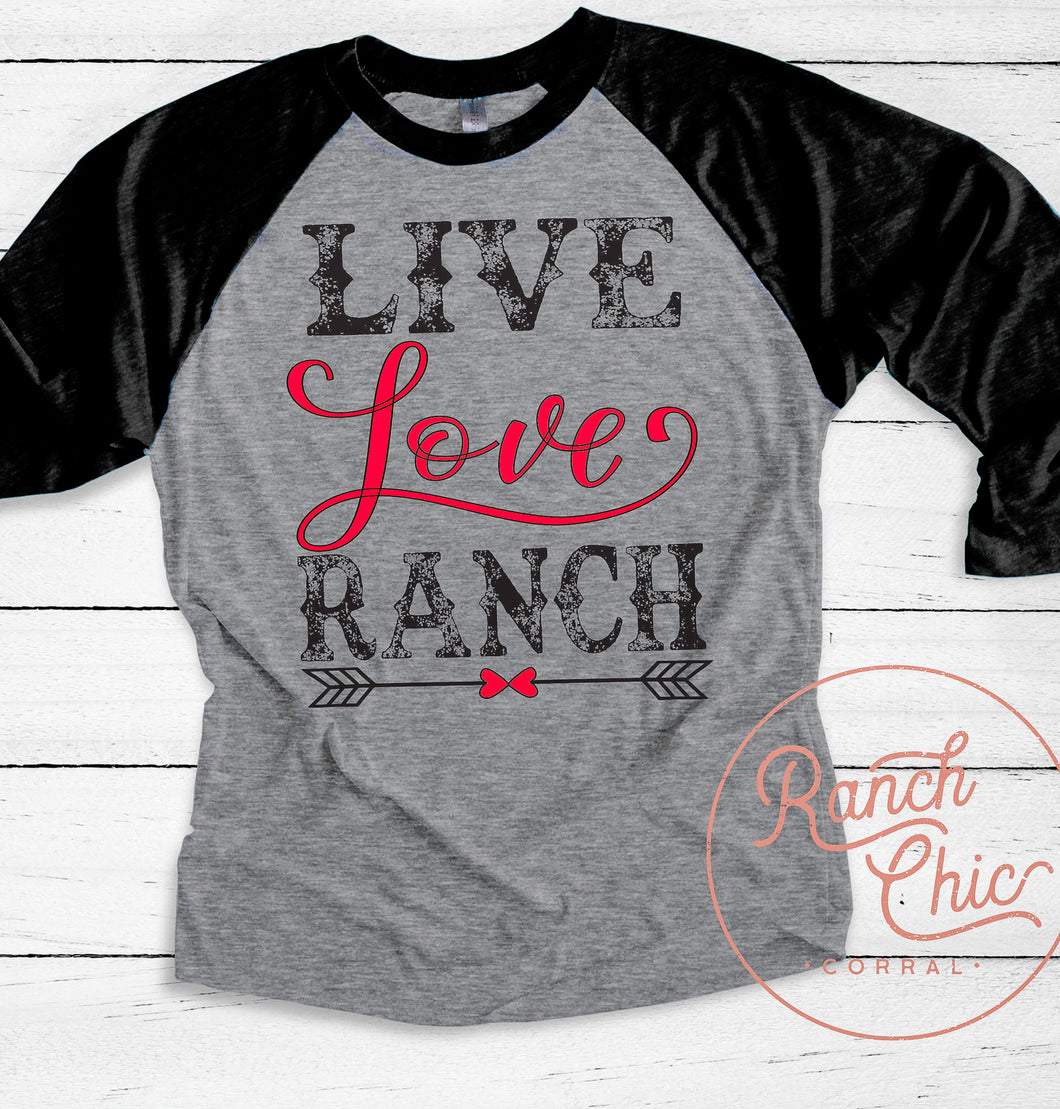Live Love Ranch