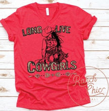 Long Live Cowgirls