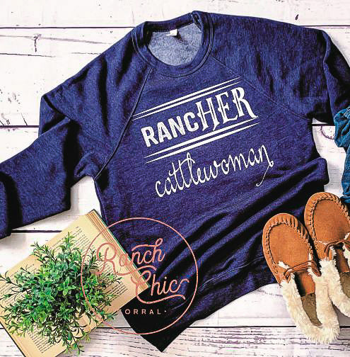 rancHER Sweatshirt