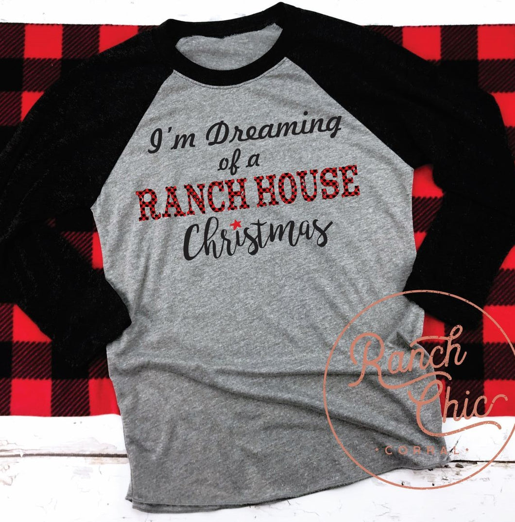 Ranch House Christmas