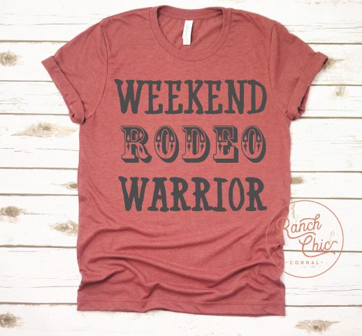 Weekend Rodeo Warrior