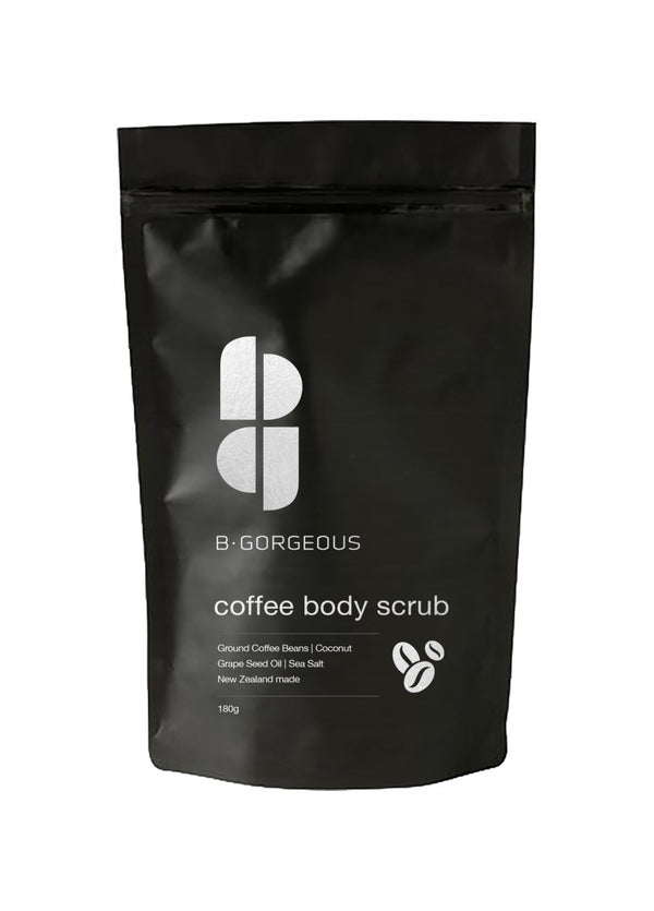B.Gorgeous Organic Coffee Scrub