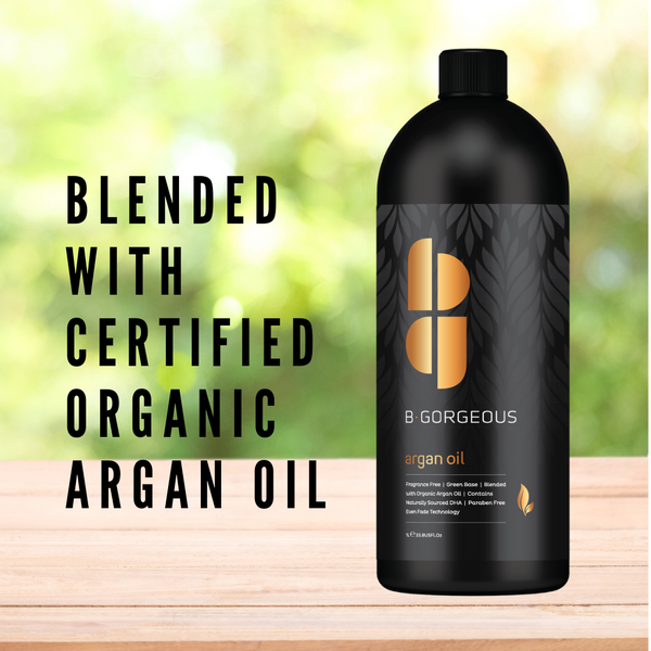 B.Gorgeous 2HR Argan Oil 1L