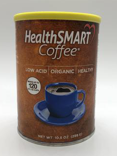 Organic Ground Coffee can - Sold exclusively at Bed Bath & Beyond with Free Shipping