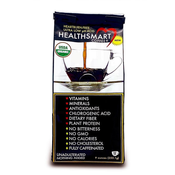 HealthSmart Low Acid Coffee Ground - Regular