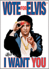 ELVIs PRESLEy One Million Dollar KINg of Rock n Roll Bill